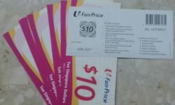 $200 NTUC Vouchers.$200 NTUC Vouchers. Selling for