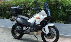 Selling my beloved KTM 990 adventure due to overseas