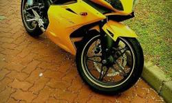 Leting go my 2011 megelli 125R sportz bike , COE untill