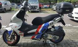 2011 bike in excellent condition..COE till Sept