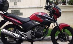 Honda Tiger200 great condition for sale. Year of reg