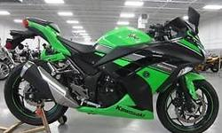 2013 Ninja 300cc ABS - Special Edition -Bike has no