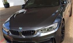 BMW M4 Coupe for sale, Registration 30 June 2015, 1