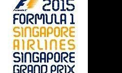2pcs 3-day 2015 F1 Tickets for sale! �Already sold out