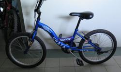 - suitable for 7-12 years old - BMX model - very good