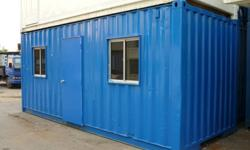 Containers has a wide range of uses catering to