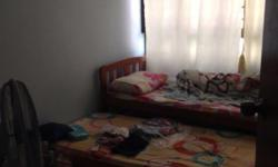 Common room for rent Blk 219B Bedok Central Preferably