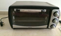 25 litres Taiyo Oven. Selling for 45$. Only baking
