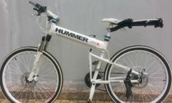 "Used Hummer 26"" Mountain Bike from US. = SGD 650 Gears:"