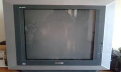"Samsung 29"" Colour TV Working condition Self collect at"