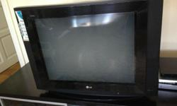 "29"" LG Flat Screen TV in good working condition"