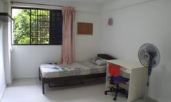 2 common rooms at Blk 177 Ang Mo Kio ave 4 for rent.