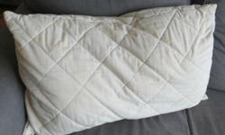 GREAT PRICE 2 IKEA GOSA HASSEL PILLOWS FOR SALE