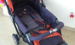 Almost new baby pram and stroller.light weight and very