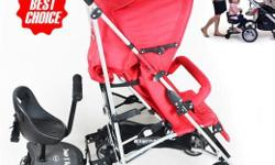 It can used for 99% stroller with various adapter for
