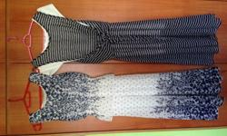 -$50 for 2 dresses. -Two full one-piece dresses with