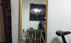 Selling 2 pieces of full body length mirror with