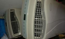 2 Portable Air Condition for sale at 650 neg dollars