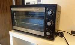 30L Mistral Electric Oven for sale. Good condition. 5