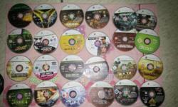 Xbox 360. Includes 24 top titles, kinetic set, wifi