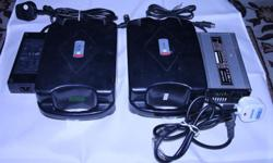 Selling 2 sets of Batteries 36V 10A Lithium Polymer