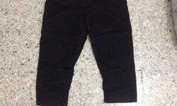 Price reduced!BNIP Black pants..Made in Korea..Never