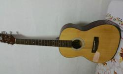 3/4 size Acoustic Guitar(not used) for sale. Brand: GB