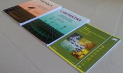 Item code AR1-4 ~A-level Physics H2, Chemistry H2 &