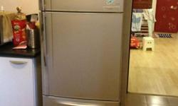 Very Good Condition 3 Door Fridges 388 L Capacity