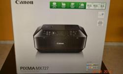 Moving out sell - Canon PIXMA 727 All In One Color