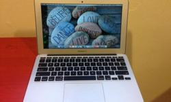 Selling an excellent condition Macbook Air 11'' - 128