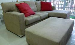 * Moving Sale * 3 seater L-shape sofa for sale  -