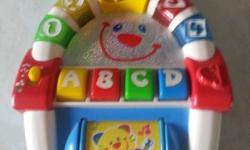 3 Toys for $5 Fisher Price jackpot toy can spin but no