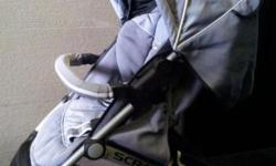 Greatly well maintained stroller Suitable for baby and