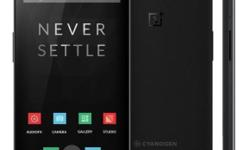 Selling my 3mths old mint condition Oneplus one(Black