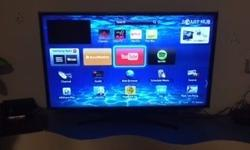 "samsung 46"" LED full HD smart 3D used for 4 years 9/10"