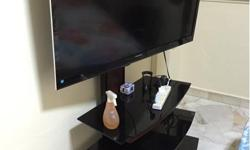 "110V USA voltage 46"" toshiba LED TV comes with stands"
