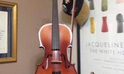 4/4 Adult Violin(beginners), BRAND NEW NEVER USED