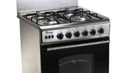 4 in one Gas Stove with oven