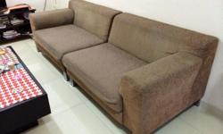 4 Seater sofa purchased from IKEA; used for less than 6