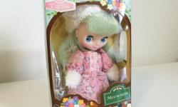 This is petite 'Meowmin' Blythe released in 2007.
