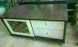 Selling off TV Console after renovation. Dimension: