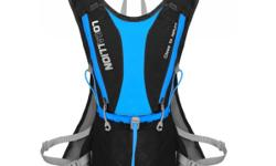 5-litre hydration backpack + free 1.5-litre water bag