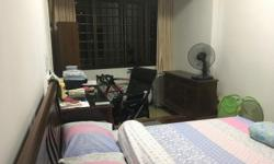 Room for rent in Taman Permata in a quite neighborhood