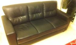 Black colour ; excellent condition ; 3+2 seater ; 2