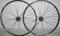 700c Wheelset Disc ready SRAM MTH306 XN500 Front and