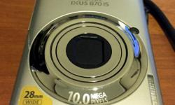 7/10 condition Used Digital Camera For Sale Canon