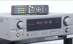 The AVR-1906 not only delivers great home theater