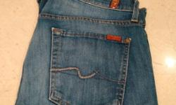 Hi, for sale this pair of jeans from 7 For All
