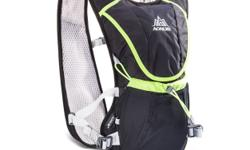 8-litre hydration backpack + free 1.5-litre water bag